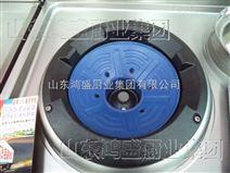 【提升工艺价值】北京大锅灶系列-一炒一温灶,鸿盛两炒一温灶