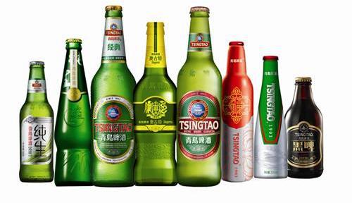青岛啤酒见证中国制造从产品自信到品牌自信