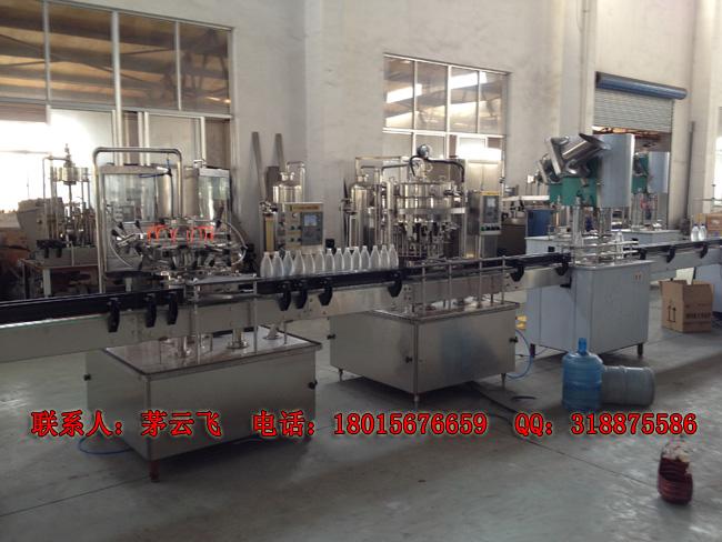 小型纯净水生产工艺流程