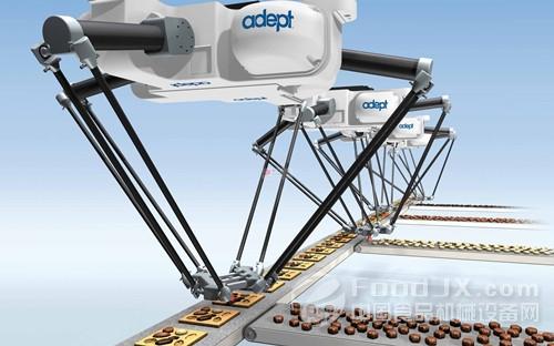 高速并联机器人设计
