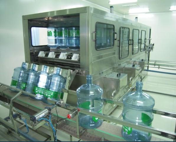 桶/小时五加仑桶装水灌装机厂家