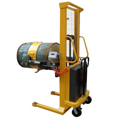电动油桶车电子秤使用注意事项
