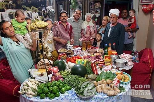 埃及食品工业潜力大 吸引投资80亿埃镑
