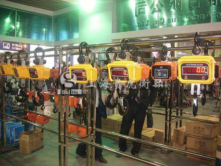 松江电子吊钩秤2吨,直视电子吊钩秤3吨